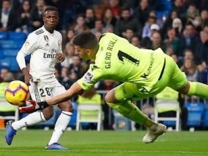Real-Sociedad 0-2 hiszpańska la liga 2018/2019