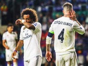 Villarreal-Real 2-2 hiszpańska La Liga 2018/2019