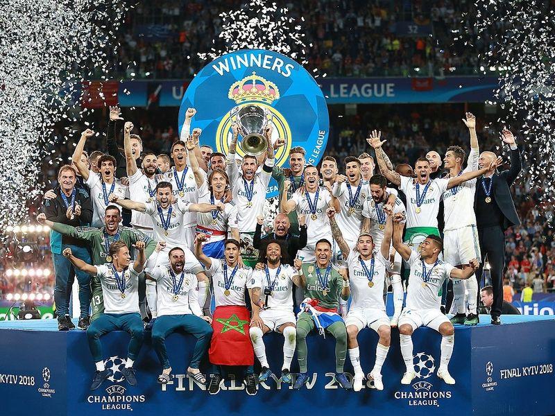 Real Madryt Liga Mistrzów Kijów 2018