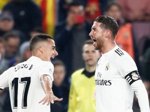 Barcelona-Real 1-1 Puchar Króla 2018/2019 półfinał