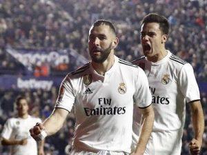 Levante-Real 1-2 hiszpańska la liga 2018/2019
