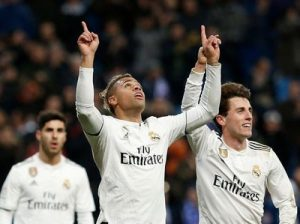Real-Alaves 3-0 hiszpańska la liga 2018/2019