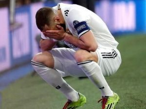 Real-Ajax 1-4 Liga Mistrzów 2018/2019