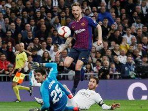 Real-Barcelona 0-1 hiszpańska la liga 2018/2019