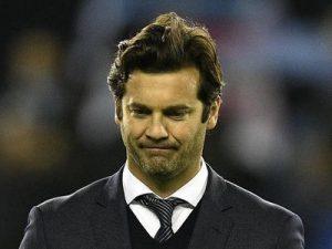 Zidane wraca Solari odchodzi