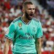 Sevilla-Real 0-1 hiszpańska La Liga 2019/2020