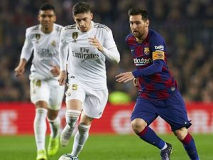Barcelona-Real 0-0 hiszpańska la liga 2019/2020