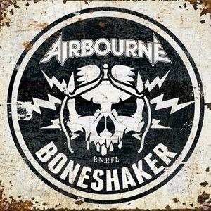 Airbourne Boneshaker recenzja