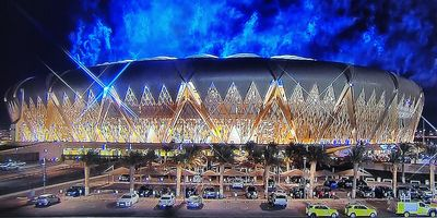 King Abdullah Sports City stadion