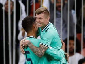 Real Valencia 3-1 półfinał Superpuchar Hiszpanii 2020