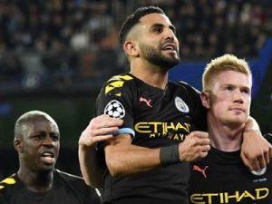 Real-Manchester City 1-2 Liga Mistrzów 2019/20201/8