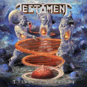 Testament Titans Of Creation recenzja