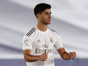 Real Madryt 2019/2020 Marco Asensio