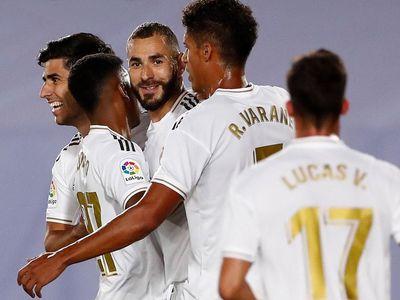 REal Madryt 2019/2020 krok odmistrzostwa