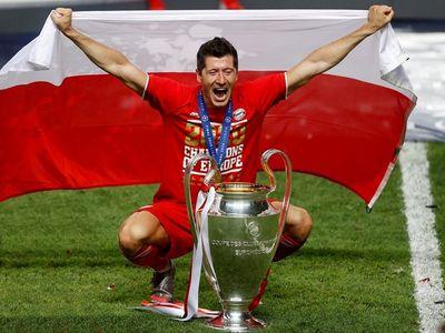 Bayern Monachium Liga Mistrzów 2019/2020 Robert Lewandowski