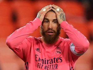 Valencia-Real Madryt 4-1 hiszpańska La Liga 2020/2021