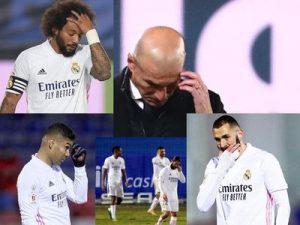 Alcoyano - Real Madryt 2-1 Puchar Króla 2021