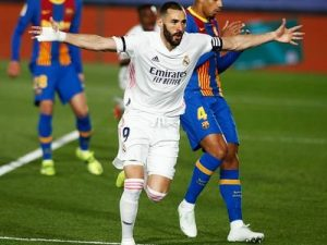 Real Madryt-Barcelona 2-1 El Clasico 2021