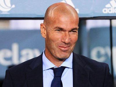 Zinedine Zidane fenomen Real Madryt 2021