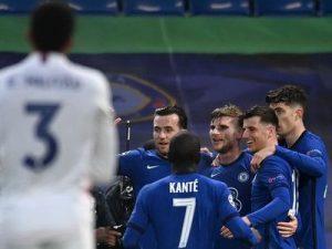 Chelsea-Real Madryt 2-0 Liga Mistrzów 2021 półfinał