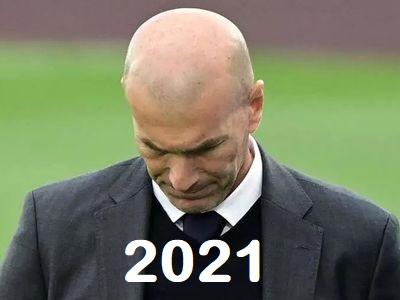 Real Madryt podsumowanie sezon 2020/2021