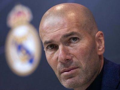 Zinedine Zidane Real Madryt koniec 2021