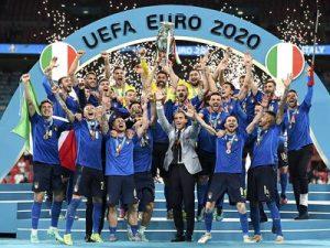 Euro 2020 Włochy mistrzem Europy