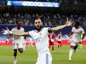 Real Celta 5-2 hiszpańska la liga 2021/2022