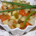 Sałatka jarzynowa – dieta drDąbrowskiej