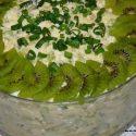 Sałatka ziemniaczana zkiwi
