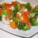 Sałatka zbrokuła, kalafiora ipomidorów – dieta drDąbrowskiej