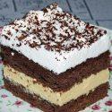 Ciasto Śniegowiec
